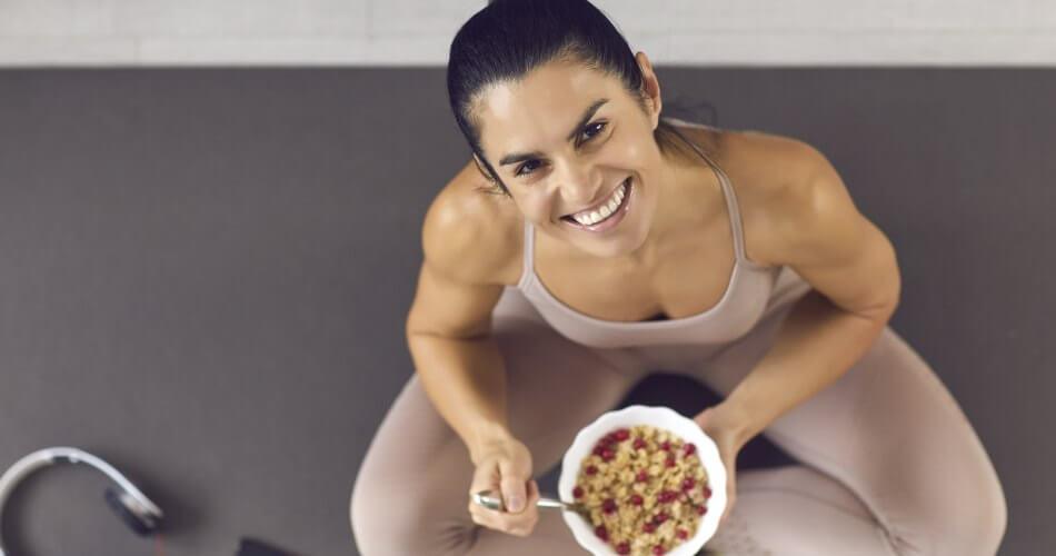 co jeść przed treningiem